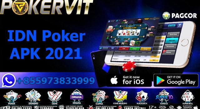 IDN Poker APK 2021