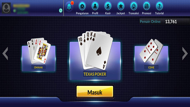 Login IDN Poker Online 2021