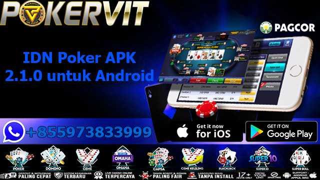 IDN Poker APK 2.1.0 untuk Android