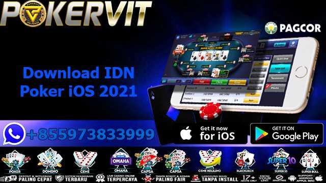 Download IDN Poker iOS 2021