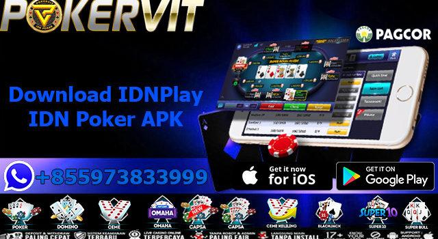 Download IDNPlay IDN Poker APK