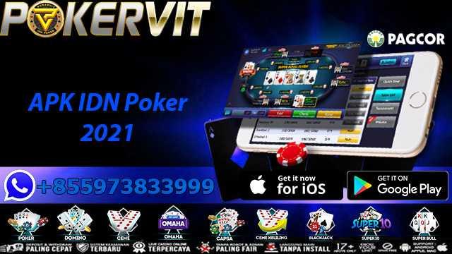 APK IDN Poker 2021