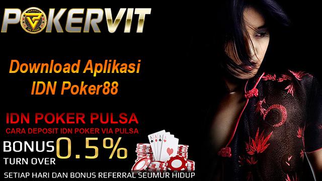 Download Aplikasi IDN Poker88