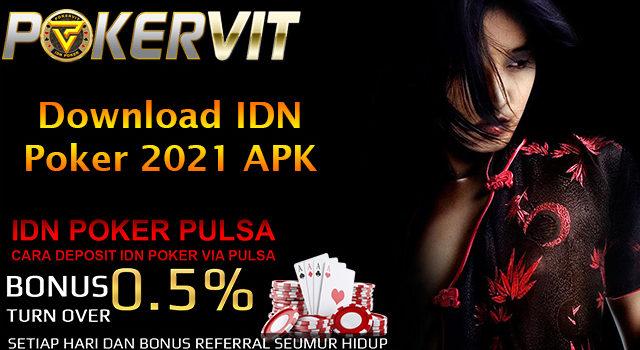 Download IDN Poker 2021 APK