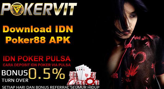 Download IDN Poker88 APK