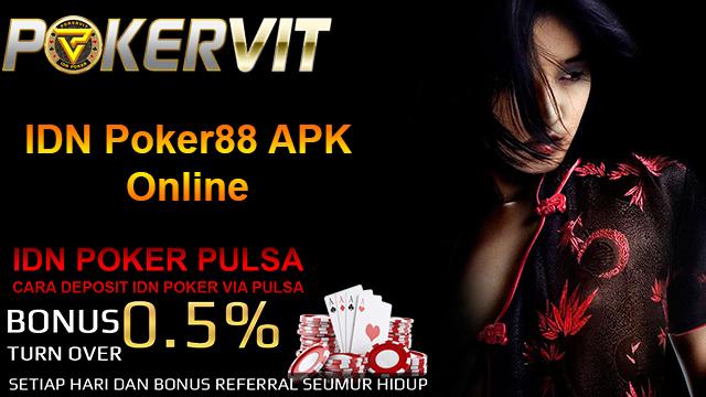 IDN Poker88 APK Online