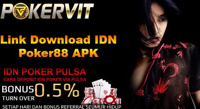 Link Download IDN Poker88 APK
